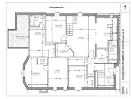 floor plans with basement basement floor plans with stairs in middle how to make good