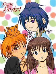 Fruits Baskets Fruits Basket By Ashtina On Deviantart