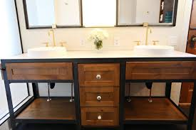 Rustic Industrial Bathroom by Bathrooms Design Ideas Industrial Bathroom Vanity Aurumauktioner