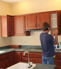 kitchen cabinet refacing before and after photos cabinet refacing before and after