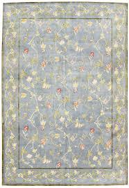 Modern Design Rugs Floral Garden Modern Floral Rug J37655