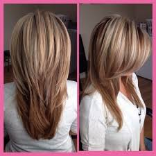 is v shaped layered look good for curly hair long layered v shaped haircut amazing hair glamor elipso salon