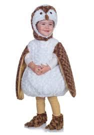 owl costume toddler white barn owl costume