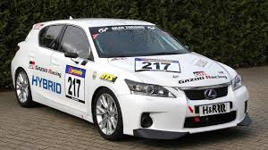 lexus ct200h vs mercedes a class lexus ct 200h to contest vln nürburgring race with gazoo racing