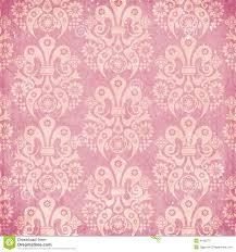 vintage shabby ornament wallpaper stock illustration image 46455717