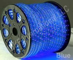 blue led lights auto home christmas lighting 5 meters 16 4
