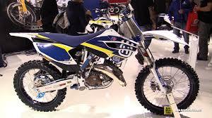 types of motocross bikes 2015 husqvarna tc 125 husky power motocross bike walkaround