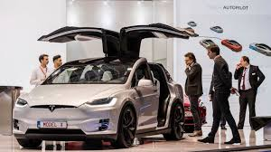 tesla cuts price of model x 75d by 3 000 as model 3 production