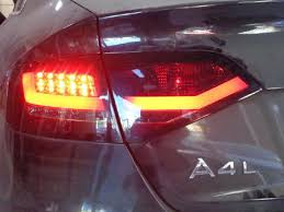 audi a4 tail lights top quality for audi a4 a4l a4l b8 led tail lights 2008 to 2012 year