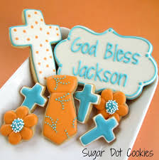 communion cookies custom sugar cookies decorated with royal icing to purchase order