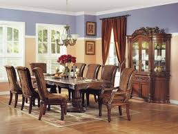 China Cabinet And Dining Room Set Estelle Formal Dining Room Set China Cabinet Furniture Cabinets