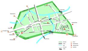 Shanghai China Map by Shanghai China Main Road Map Shanghai China U2022 Mappery