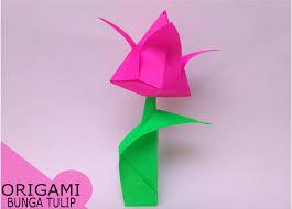 cara membuat bunga dari lipatan kertas moemoy situs belajar kerajinan 2d dan 3d