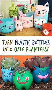 Recycled Crafts For Kids Plastic Bottles Recycling Ideas 28 For Recycled Projects Home