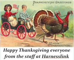 happy thanksgiving day united states harnesslink
