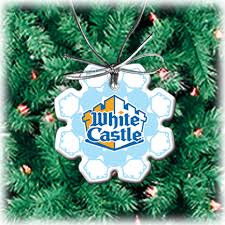 white castle on get a free white castle ornament with