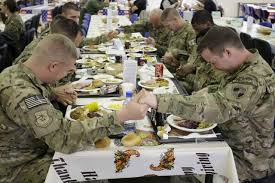 thanksgiving for us troops stationed in afghanistan here now