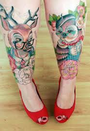 leg tattoo designs for women beautiful leg tattoo ideas for