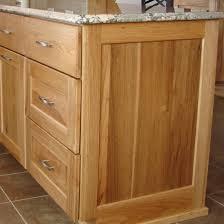 kitchen island cabinets unfinished kitchen design