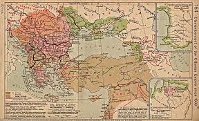 Ottoman Map The Maps Of Ottoman Empire