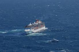 carnival paradise cruise ship sinking carnival ship rescues sinking yacht photos