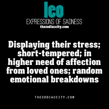 Leo Zodiac Memes - leo expressions of sadness leo pinterest sadness zodiac and