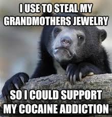 So Much Cocaine Meme - cocaine memes tough times facebook