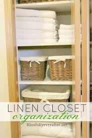 64 best linen closet images on pinterest linen closet