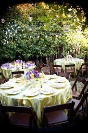 backyard wedding and reception backyard and yard design for village