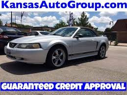 mustang wichita ks used ford mustang 4 000 in kansas for sale used cars on