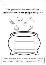 100 best french printable worksheets images on pinterest