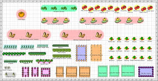 how to plan a vegetable garden layout garden plan bear creek 20 x 40 plot