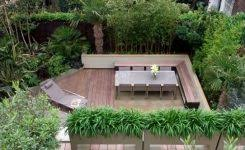100 Small Garden Decorating Ideas decoration in concrete slab patio ideas patio slab ideas concrete