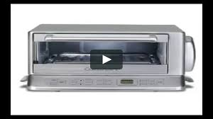Cuisinart Tob 195 Exact Heat Toaster Oven Broiler Top 10 Best Buy Toaster Ovens 2014 On Vimeo
