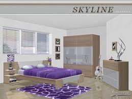 Skyline Wallpaper Bedroom Nynaevedesign U0027s Skyline Bedroom