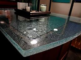 glass countertops at the top of elegance decor around the world