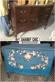 why paint your furniture shabby chic