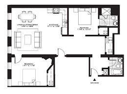 floor plan for two bedroom apartment two bedroom apartment floor plans luxury two bedroom house plans