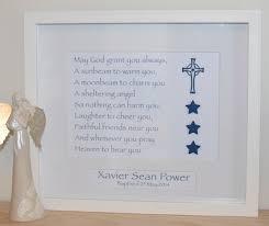 catholic baptism gifts the best baby boys personalsied keepsake gifts