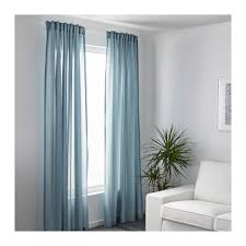 Ikea Vivan Curtains Decorating Collection In Ikea Vivan White Curtains Decorating With Vivan