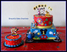 luxury mickey mouse clubhouse birthday cakes photograph best