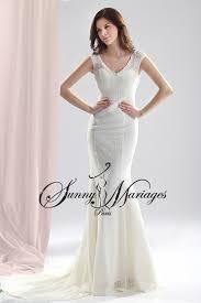 robe de mari e simple pas cher robe mariee fourreau sur mesure et pas cher mariage