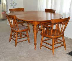 light maple dining table and chairs maple dining room table and 6