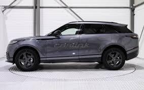 range rover car black land rover range rover velar r dynamic se d240 carlink