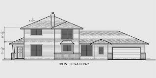 house plan master bedroom on the main floor and in law suite