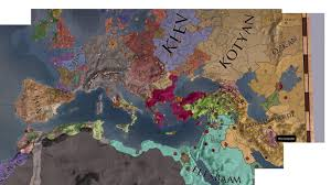 Crusader Kings 2 Map The History Of Europe 1066 To 1315 A Crusader Kings 2 Aar U2013 A