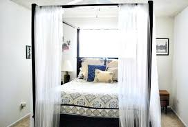 bedroom canopy curtains canopy with curtains image of pink canopy bed curtains canopy