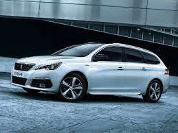 peugeot latest model peugeot 308 sw 2018 pictures information u0026 specs