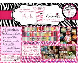 find a party consultant pink zebra