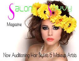 salon savvy magazine makeup artists casting cal at orlando